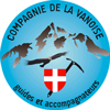 Logo Vanoise company of Mountain Guides
